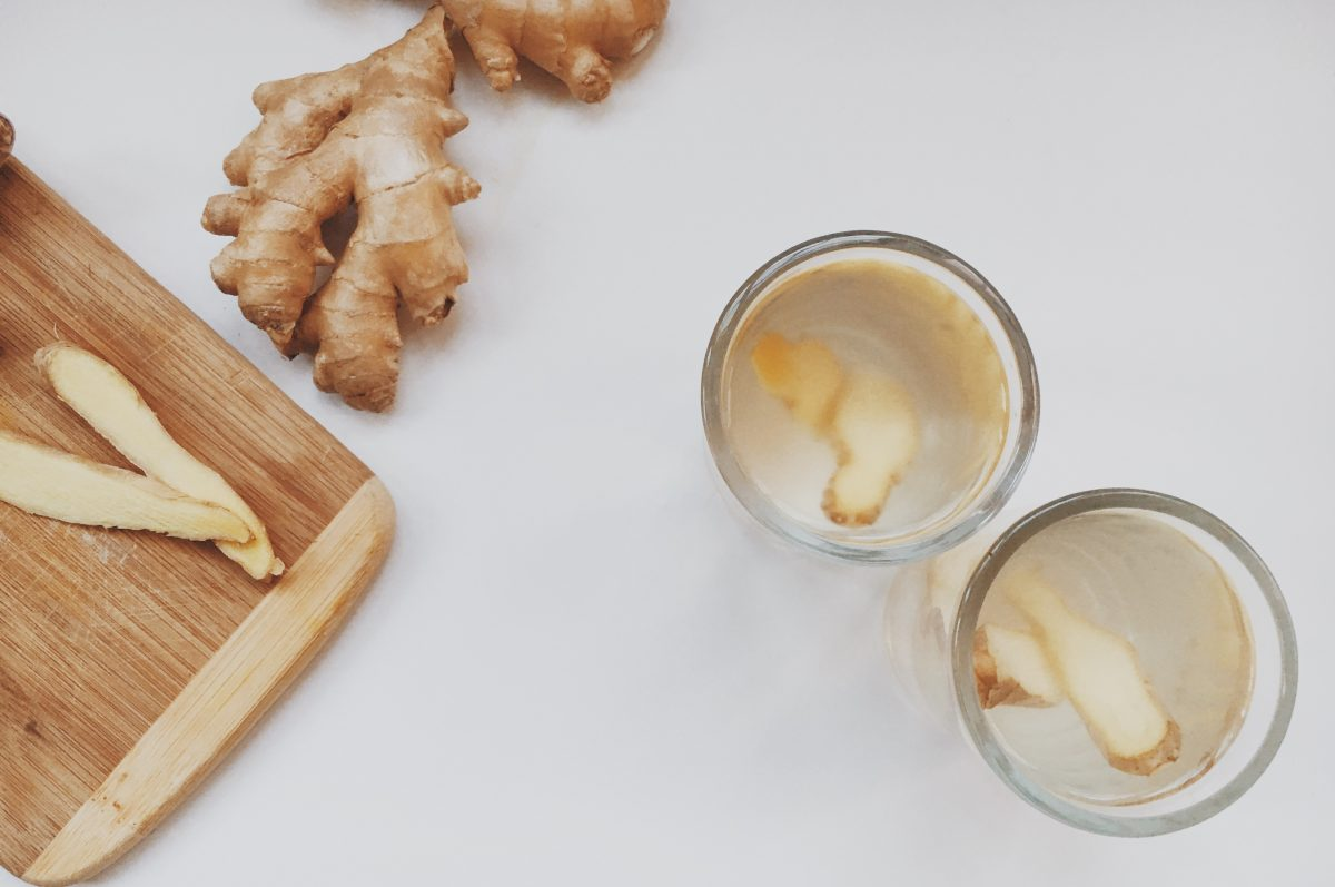 Simple Ginger Tea