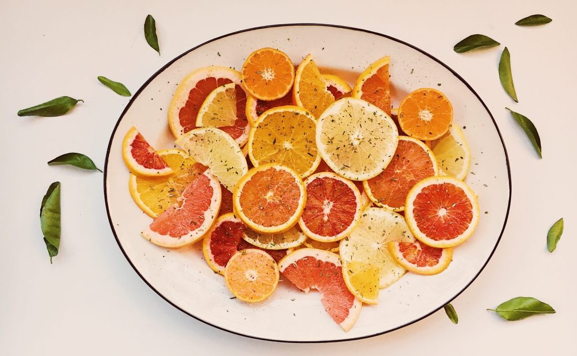 Rose-Mary Citrus Platter