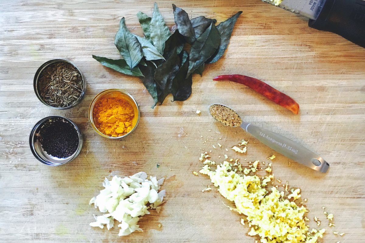 Daal Spices