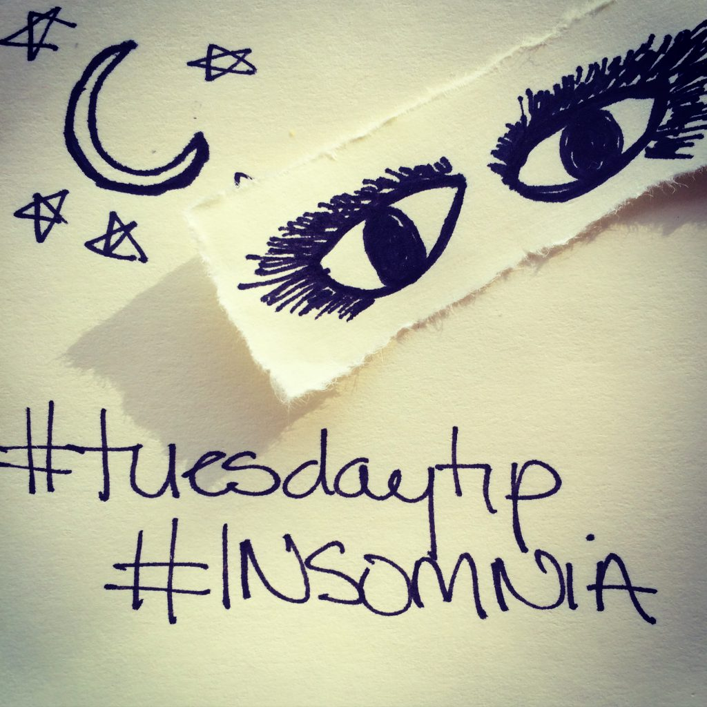 Tuesday Tip # 3 #insomnia #chitchaatchai