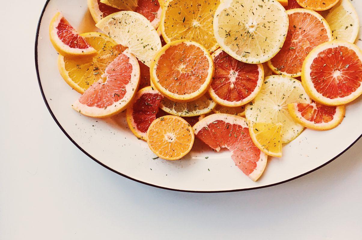 Rose-Mary Citrus Platter
