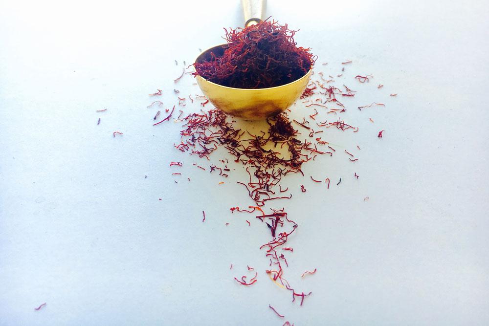Saffron | the Maharani of Spice & Her Medicinal benefits